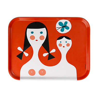 Picture of Mother and Child Classic Serving Tray