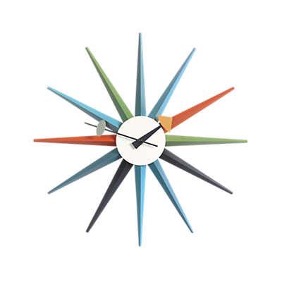 Picture of Nelson Sunburst Clock