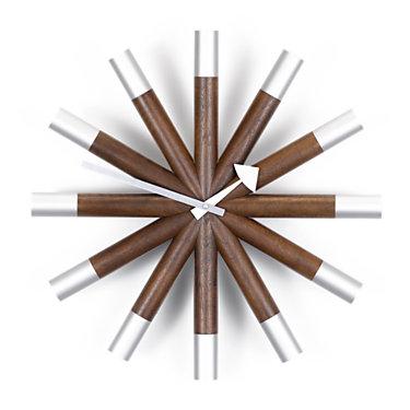 Nelson Wheel Clock