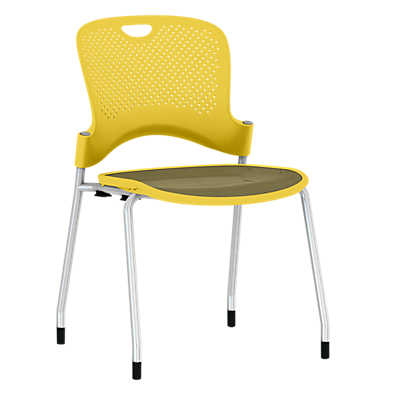 Picture of Caper Stacking Chair with FlexNet Seat