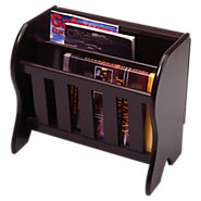 Picture of Crewe Flip-Top Magazine Rack