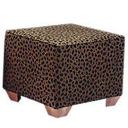 Picture of 4-Leg Ottoman