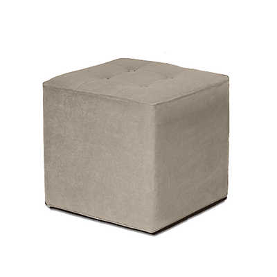 Picture of Tufted Cube Ottoman