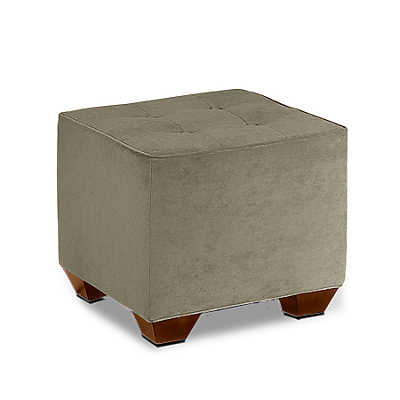 Picture of Tufted 4-Leg Ottoman