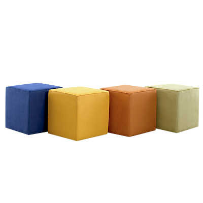 Picture of Small Cube Ottoman