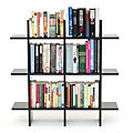 3' Wide Simple Bookshelf