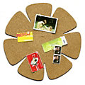 Flower Cork Board