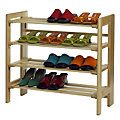 Four Tier Shoe Rack