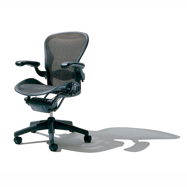 10 Brand New Herman Miller Loaded Aeron Chair Size B