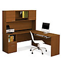 Daybreak L-Shaped Desk with Storage
