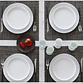 Basketweave Pattern Placemat