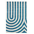 Thomas Paul Oval Rug, Blue
