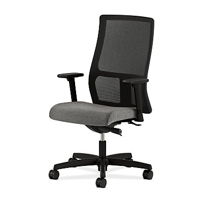 Ignition Chair with Black Base and Arms