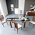Calligaris Hyper XR Extendable Dining Table
