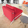 Innovation Cubed Sleek Sleeper Chair