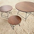 Innovation Grid Tables, Set of 3