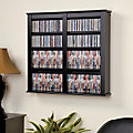 Double Wall Mounted Storage Shelf