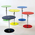 Colored Cafe Table
