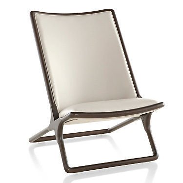 Ward Bennett Scissor Chair