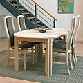 Skovby Oval Expanding Dining Table DC 05