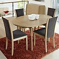 Skovby Ellipse Extending Dining Table SM 70