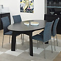 Skovby Ellipse Extending Dining Table SM 71