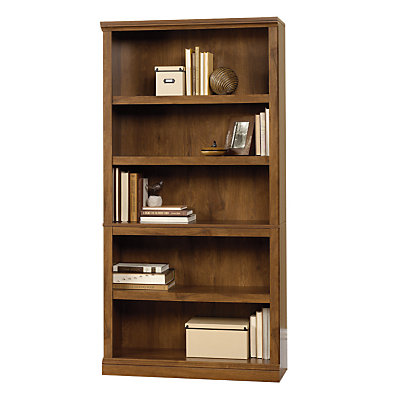 Savannah 5 Shelf Bookcase Smart Furniture