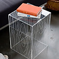 Timber Side Table