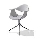 Nelson Swag Leg Chair