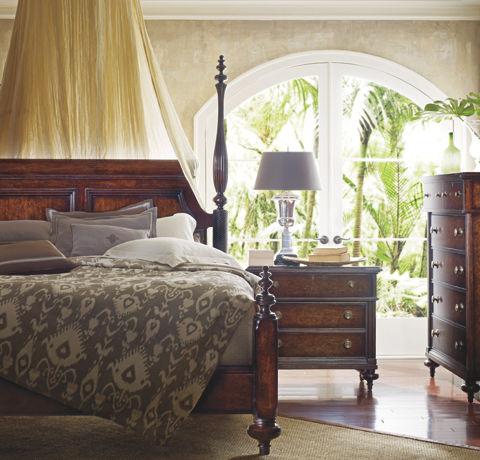 New England Nuance Bedroom