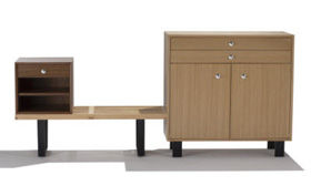 Nelson Basic Cabinet Series Combination 1