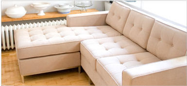 Jane Loft Series Bisectional Sofa