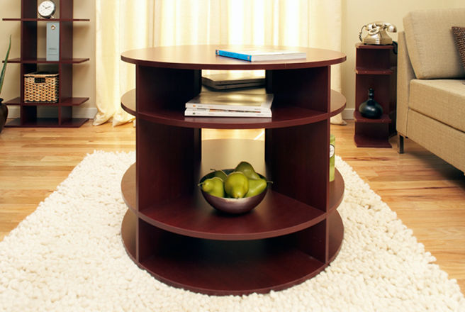 Picture for category Round Smart Shelves
