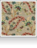"DF00855|Tahiti Sunrise English Garden-52"" wide