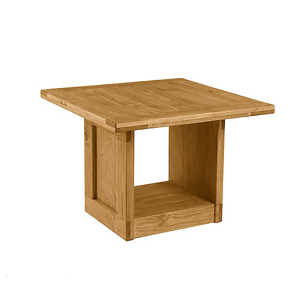 The Official This End Up Classic Corner Table