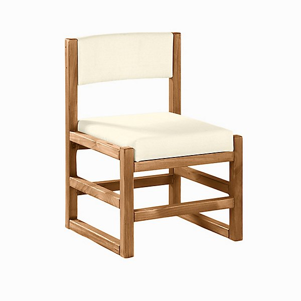 Classic Dining/Study Sled Base Side Chair