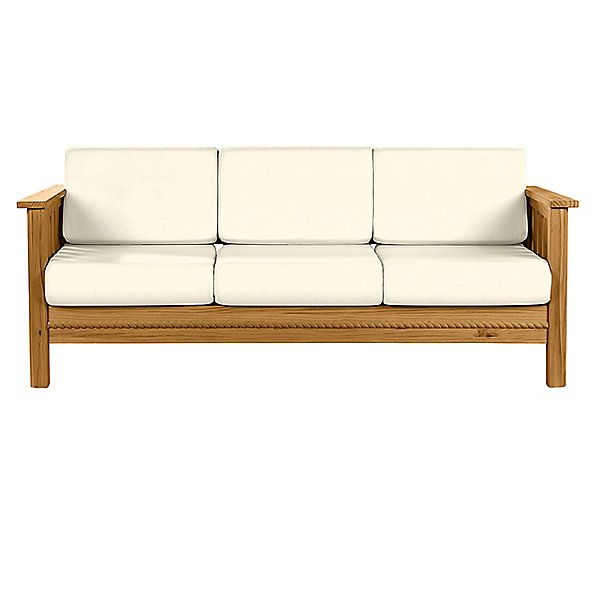 The Official This End Up Cottage Sofa With Regular Backs