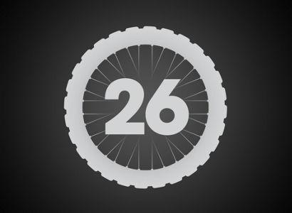 Ruedas de 26