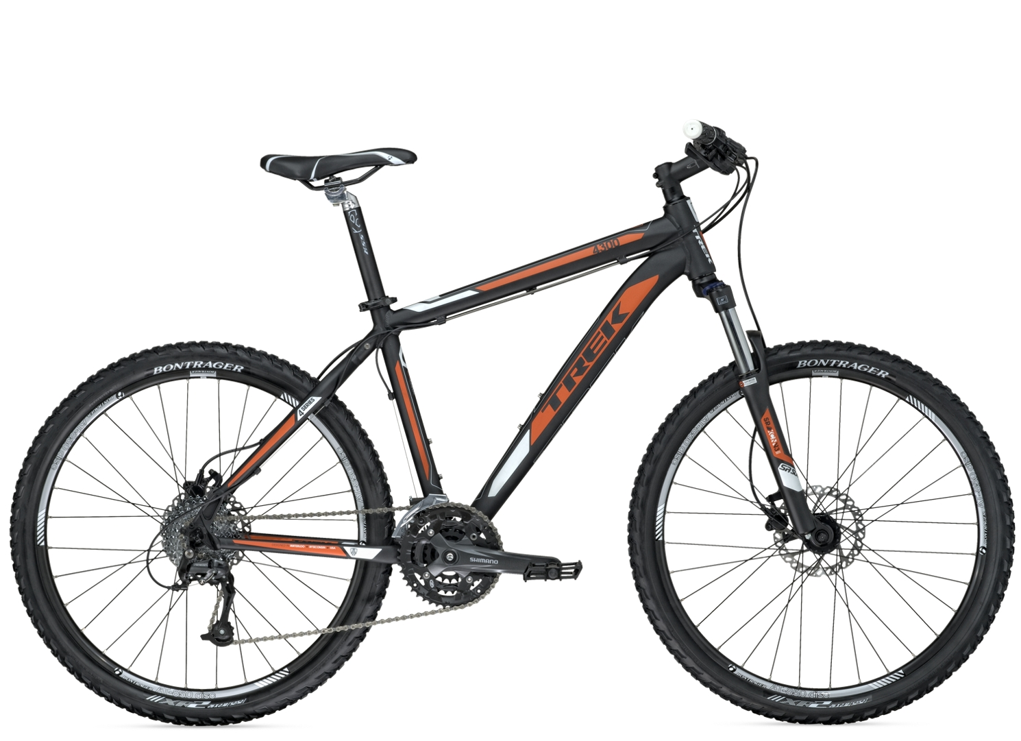 2012 4300 Disc Bike Archive Trek Bicycle