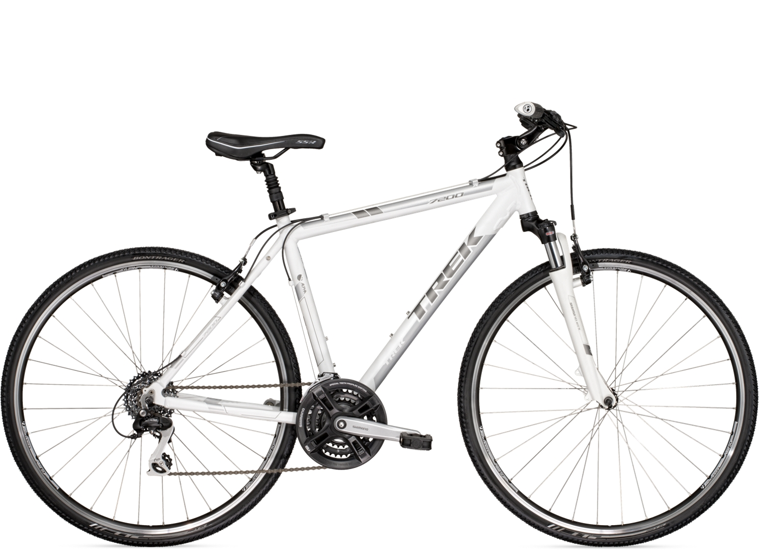 2012 7200 E Bike Archive Trek Bicycle
