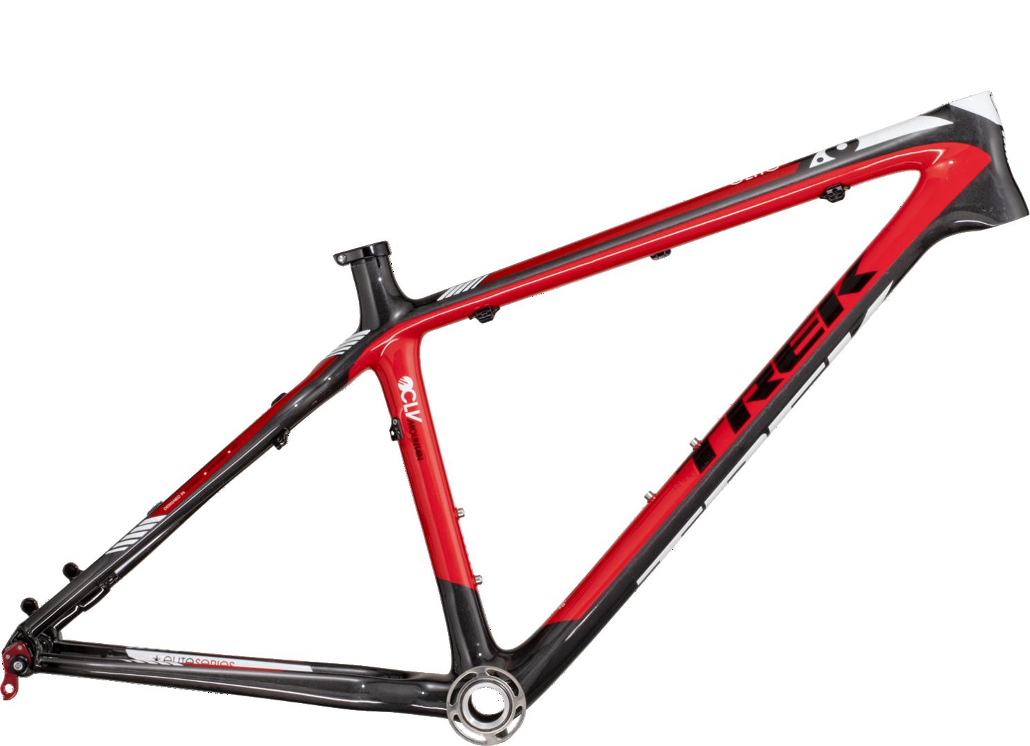 2012 Elite 9.8 Frame - Bike Archive - Trek Bicycle