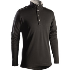 Commuting Wool Long Sleeve Top