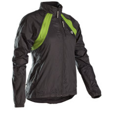 Convertible Women's Windshell