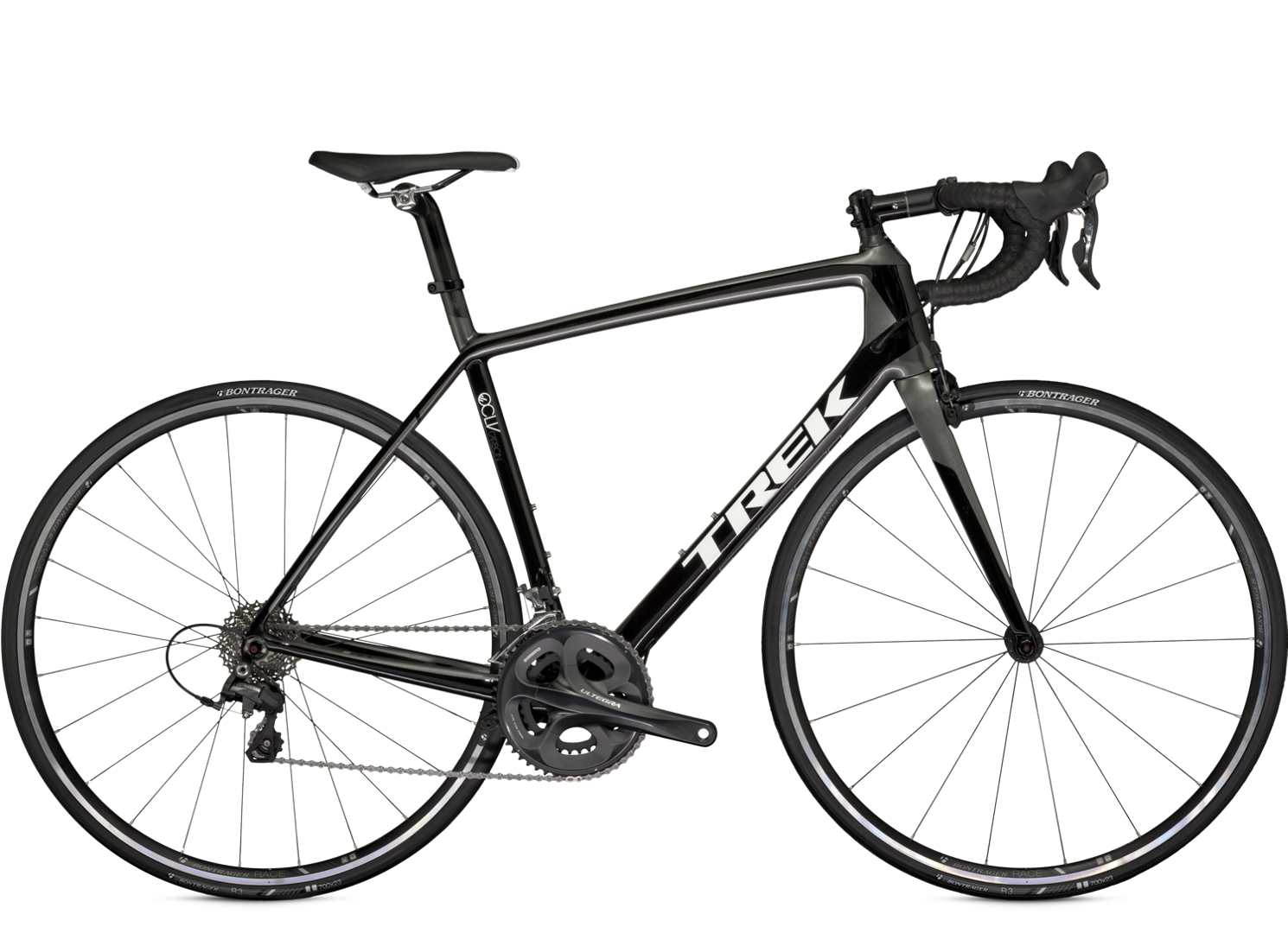 New 2013 Trek Madone 5 2 C H2 Size 52 Men Trek Black Trek