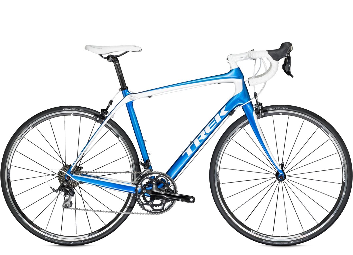 2014 Domane 4.3 Compact - Bike Archive - Trek Bicycle