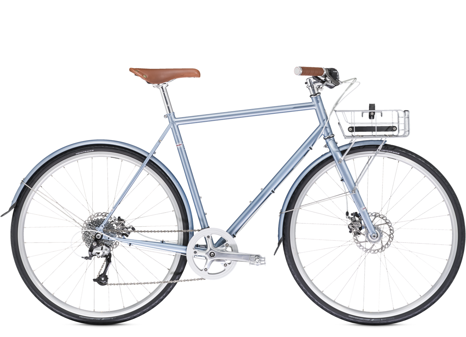 Steel District Trek Bicycle