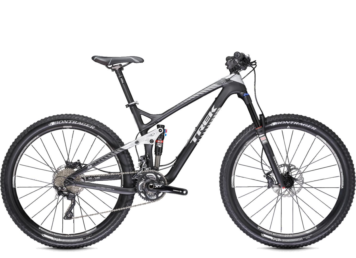 2014 Remedy 9.7 27.5/650b - Bike Archive - Trek Bicycle