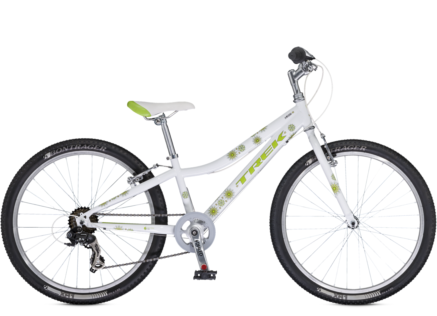 Precaliber 12 Girl's is the perfect first bike for little riders who are ahead of the curve and ready for two wheels at a younger age than most.