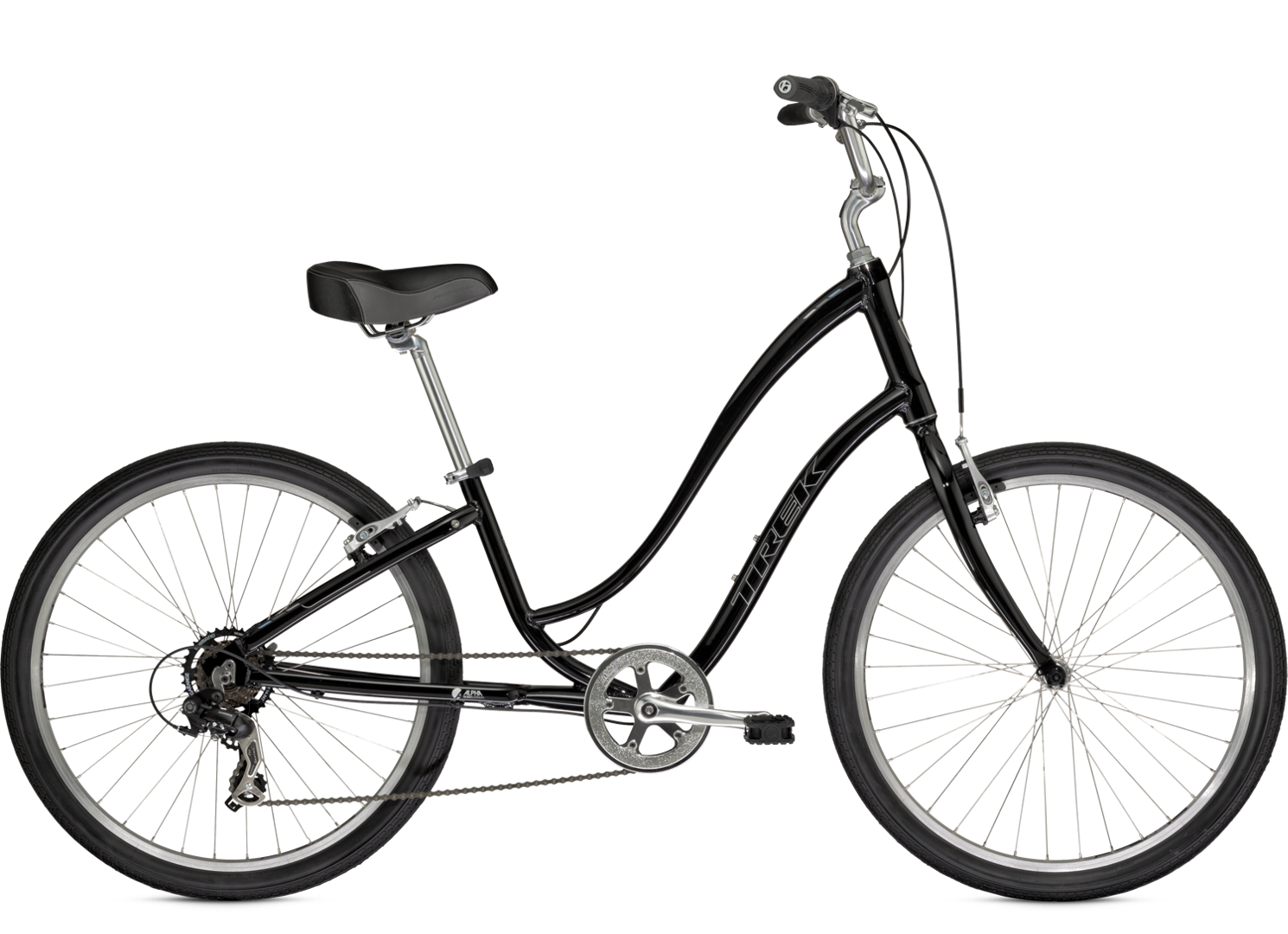 Pure Lowstep Trek Bicycle