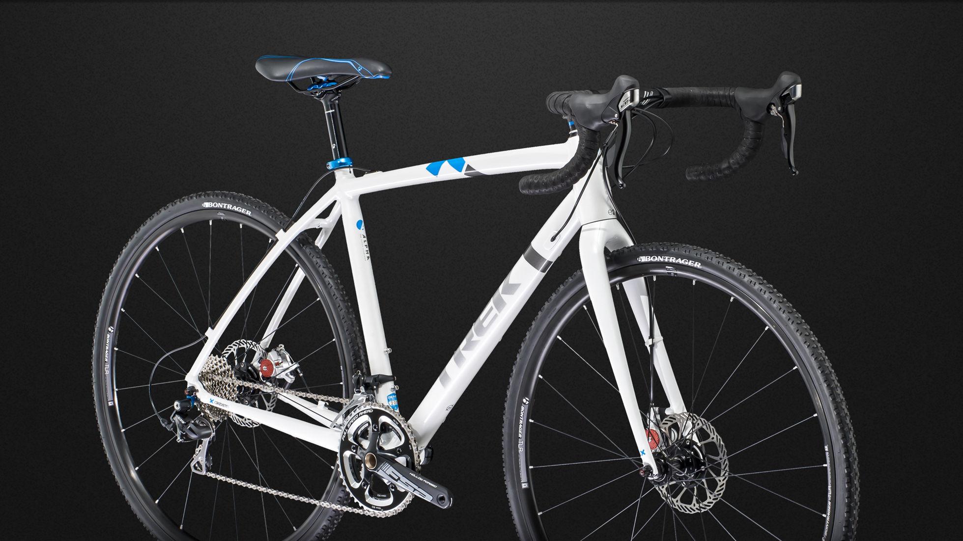 Crockett Trek Bicycle
